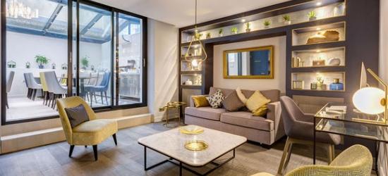 France / Paris - Quiet Boutique in a Historic District at the Hotel Jardin de Villiers 3*