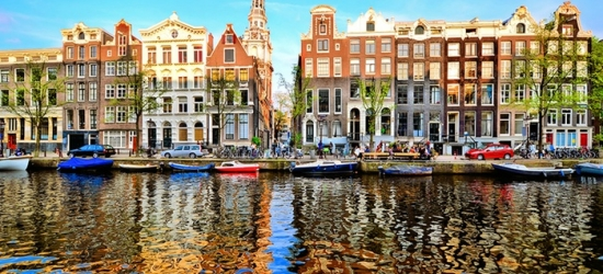 ✈ Amsterdam: 2, 3 or 4 Nights Stay at Choice of Hotels with Return Flights*