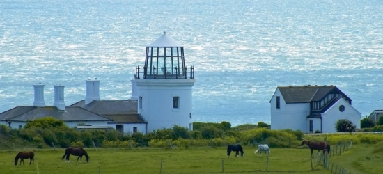 Isle of Portland: 1-3 Nights for Two with Breakfast and Option for Three-Course Dinner at Maritime Hotel
