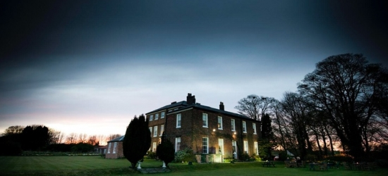 East Riding: 1 or 2 Nights for Two with Breakfast and Options for Dinner and Cream Tea at the Rowley Manor