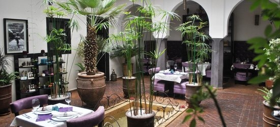 7 nights at the 5* Ryad Amiran and Spa, Marrakech