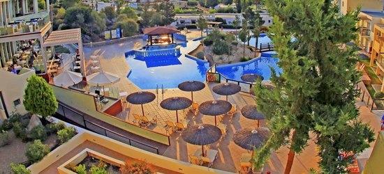 7 nights at the 4* LABRANDA Kiotari Bay (ex. Miraluna Seaside), Kiotari, Rhodes