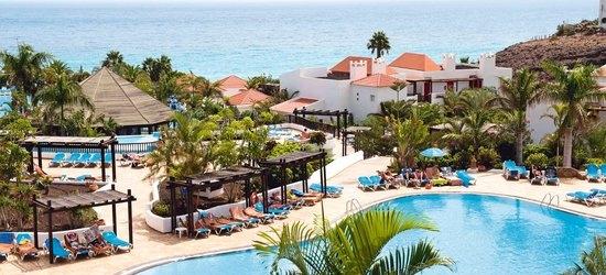 7 nights at the 4* Fuerteventura Princess Hotel, Jandia, Fuerteventura