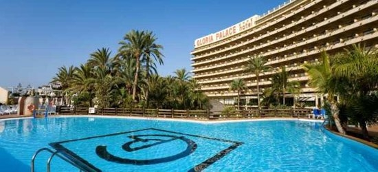 7 nights at a 4* Gran Canaria resort