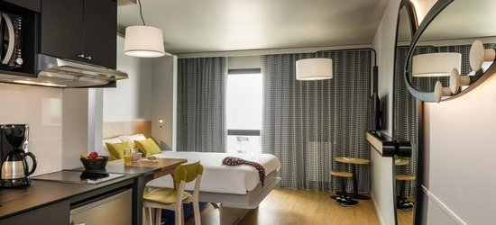 3 nights at the 3* Adagio Access Colombes la Defense, Paris, Ile de France