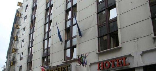 3 nights at the 3* Hotel Erzsébet City Center, Budapest