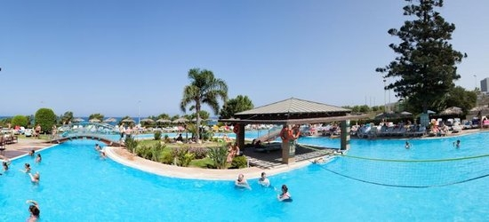 7 nights at the 4* Oceanis Hotel, Ixia, Rhodes