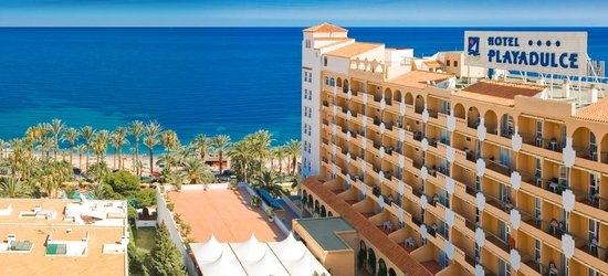 7 nights at the 4* Playadulce, Aguadulce, Andalucia