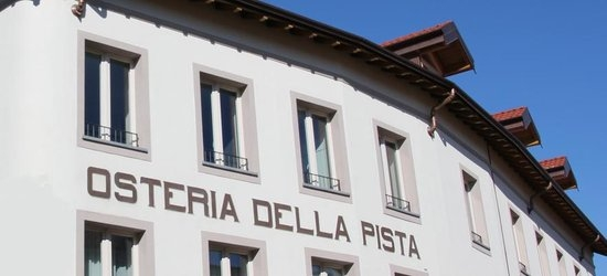 3 nights at the 4* Hotel Osteria Della Pista, Milan, Lombardy