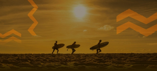Win a week's surf trip for two to Portugal