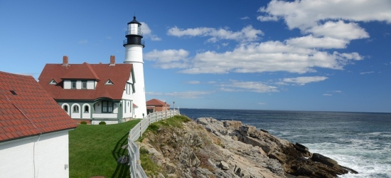 Win a 4-night trip for two to Portland, Maine