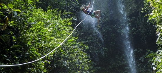 Win a trip for two to Costa Rica - worth £3000