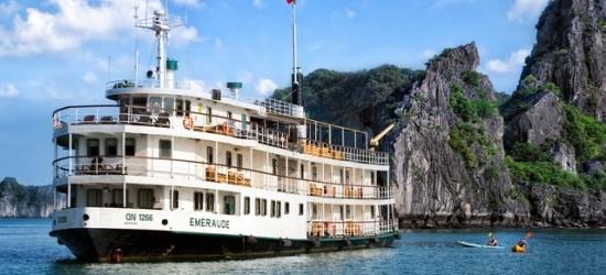 Vietnam city-hop with an awe-inspiring Halong Bay cruise, Hanoi, Halong Bay, Hoi An & Nha Trang