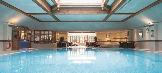 £89 per room per night | Cottons Hotel & Spa, Knutsford, Cheshire