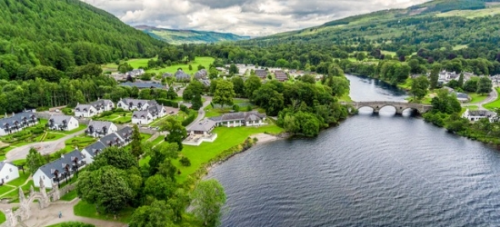 £59 per apartment per night | The Kenmore Club by Diamond Resorts, Perthshire, Scottish Highlands