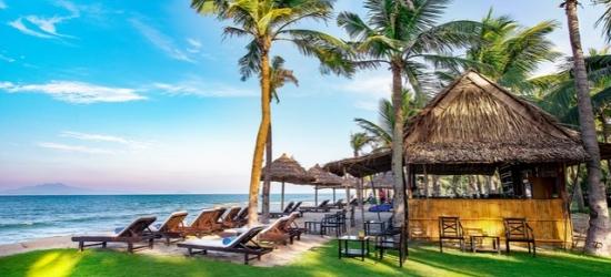 £66 per room per night | Hoi An Beach Resort, Hoi An, Vietnam