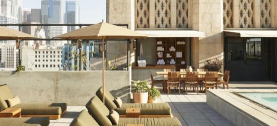 £125 per room per night   Ace Hotel Downtown Los Angeles, Los Angeles, California