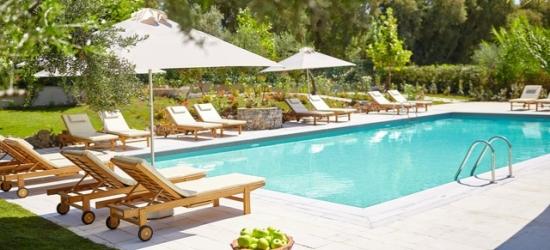 £97 per room per night | Villa Oliva, Crete, Greece