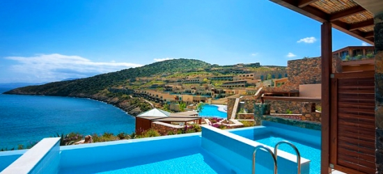5* Crete holiday with a private pool, Daios Cove Luxury Resort & Villas, Greece