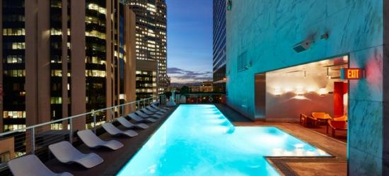£167 per room per night   The Standard, Downtown LA, Los Angeles, California