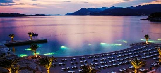 5* luxury beachfront Dubrovnik holiday, Valamar Collection Dubrovnik President Hotel, Croatia