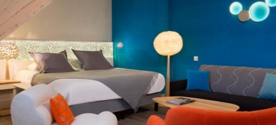 £137 per room per night | Hotel Chavanel, Paris, France