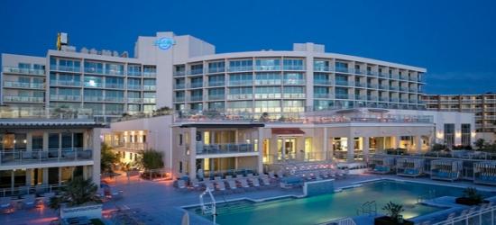 £103 per room per night | Hard Rock Hotel Daytona Beach, Daytona Beach, Florida