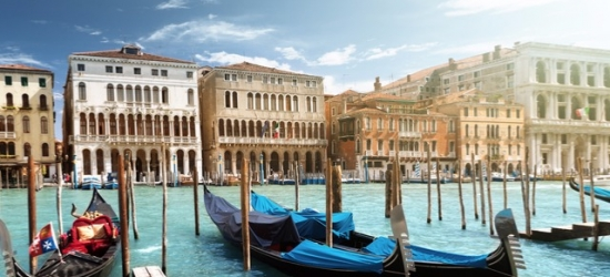£84 per room per night | Hotel Santa Chiara, Venice, Italy