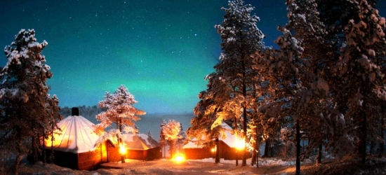 Magical Norway escape with Northern Lights & fjord stay, A five-day trip to Tromsø & Mastervik with husky ride & cabin stay