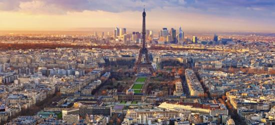Modern Paris break with Eiffel Tower lunch & Eurostar travel, Hôtel Bootcamp, France