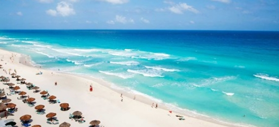 Cancun: deluxe all-inclusive week, save 35%