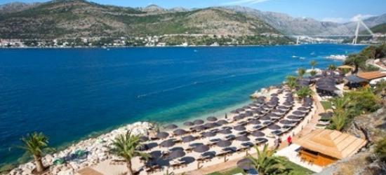 Croatia: all-inc beach break near Dubrovnik
