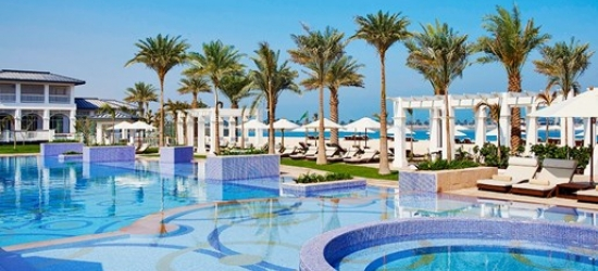 5-star Abu Dhabi week, transfers & meals, save 30%