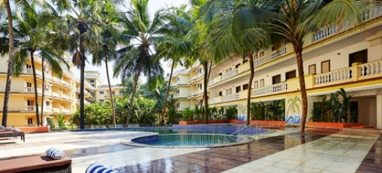 South Goa: 7-night beach holiday, save £170