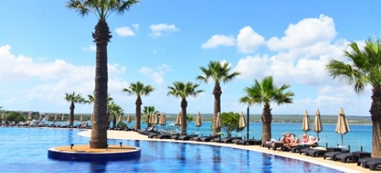 Turkey: 5-star ultra all-inclusive summer holiday