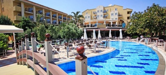 Antalya: 5-star all-inclusive holiday