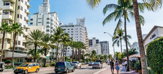 9-night Miami stay & Caribbean cruise w/Haven Suite