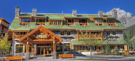 £119 -- Banff Lodge with Hot Springs Passes, Save 55%