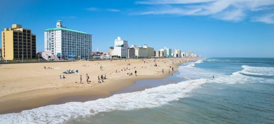 £102 & up -- Virginia Beach Oceanfront Hotel in Summer