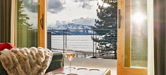 £165 -- Luxe Lake Tahoe Resort w/$50 Credit, Half Off