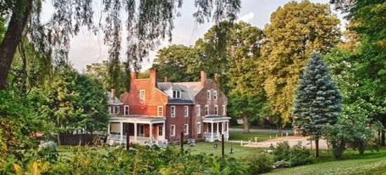 £107-- Vermont B&B incl. Fall Foliage Season, 55% Off