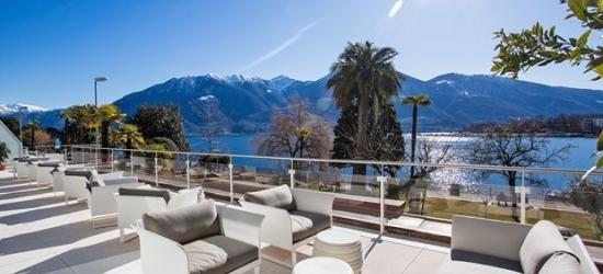£266 & up -- Switzerland: 2-night Lake Maggiore stay, save up to 37%