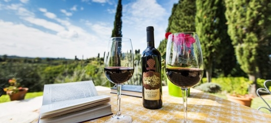 £44 & up -- Tuscany: historic villa stay with wine, 49% off