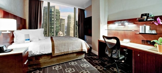 £110 & up -- NYC 4-Star Downtown Hotel in Summer, 50% Off