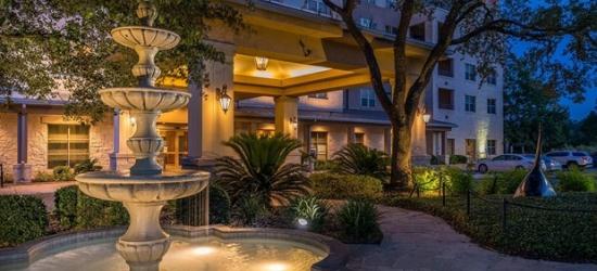 £119-£147-- San Antonio Hill Country 4-Star Hotel