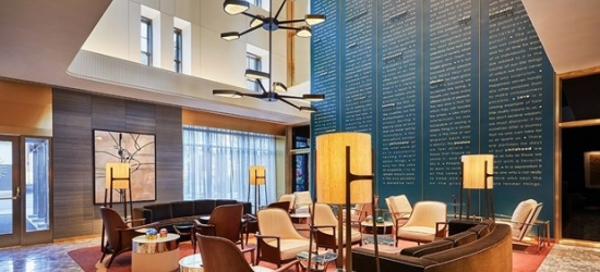 £123 & up -- Chicago's Chic Viceroy Hotel, 45% Off