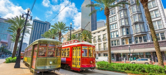 United States / Deep South Tour - Deep South Immersion with 4* Hotel Stay at the Deep South Triple - Nashville, Memphis & New Orleans 4*