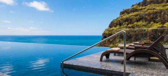 Luxury 5* spa retreat in stunning Madeira location from September 2018
