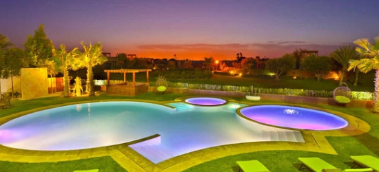 Morocco / 30 mins from Marrakech - Peaceful Retreat Surrounded by Nature at the AG Hotel & Spa 5*