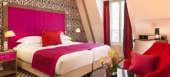 France / Paris - Boutique City Break in Fabulous Parisian Location at the Phileas Hotel 4*